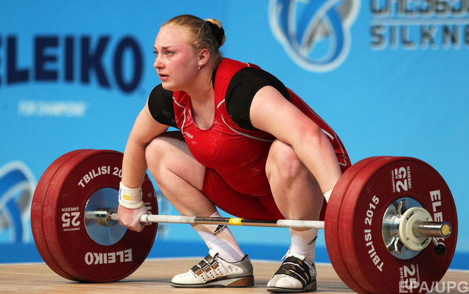 Каменчанка стала вице-чемпионкой Европы по тяжелой атлетике, фото-1