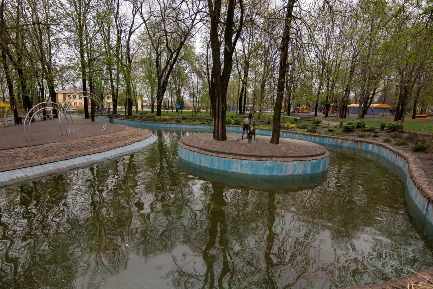 Развлекательная программа, конкурсы и квесты: центральный парк Каменского готовят к открытию, фото-4