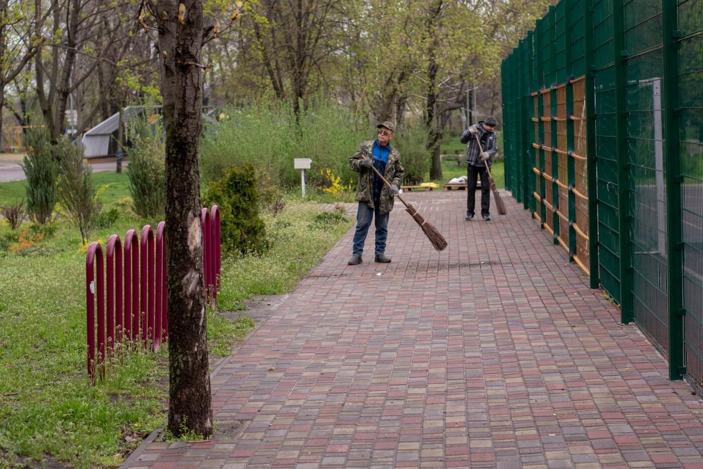 Развлекательная программа, конкурсы и квесты: центральный парк Каменского готовят к открытию, фото-2