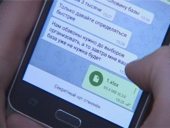 Каменчанка пыталась продать в РФ базу данных полтора миллионов украинцев, фото-4