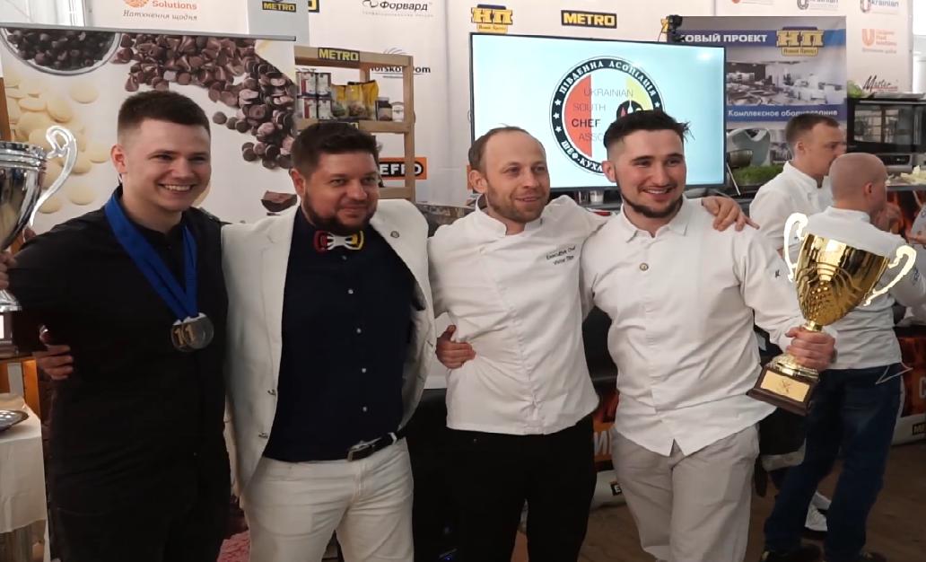 Каменчанин стал победителем Кубка Украины по кулинарии, фото-2