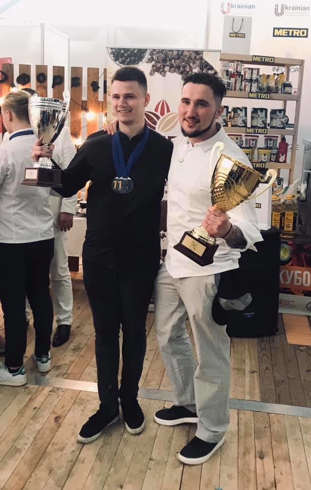 Каменчанин стал победителем Кубка Украины по кулинарии, фото-3