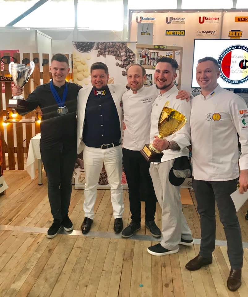 Каменчанин стал победителем Кубка Украины по кулинарии, фото-4