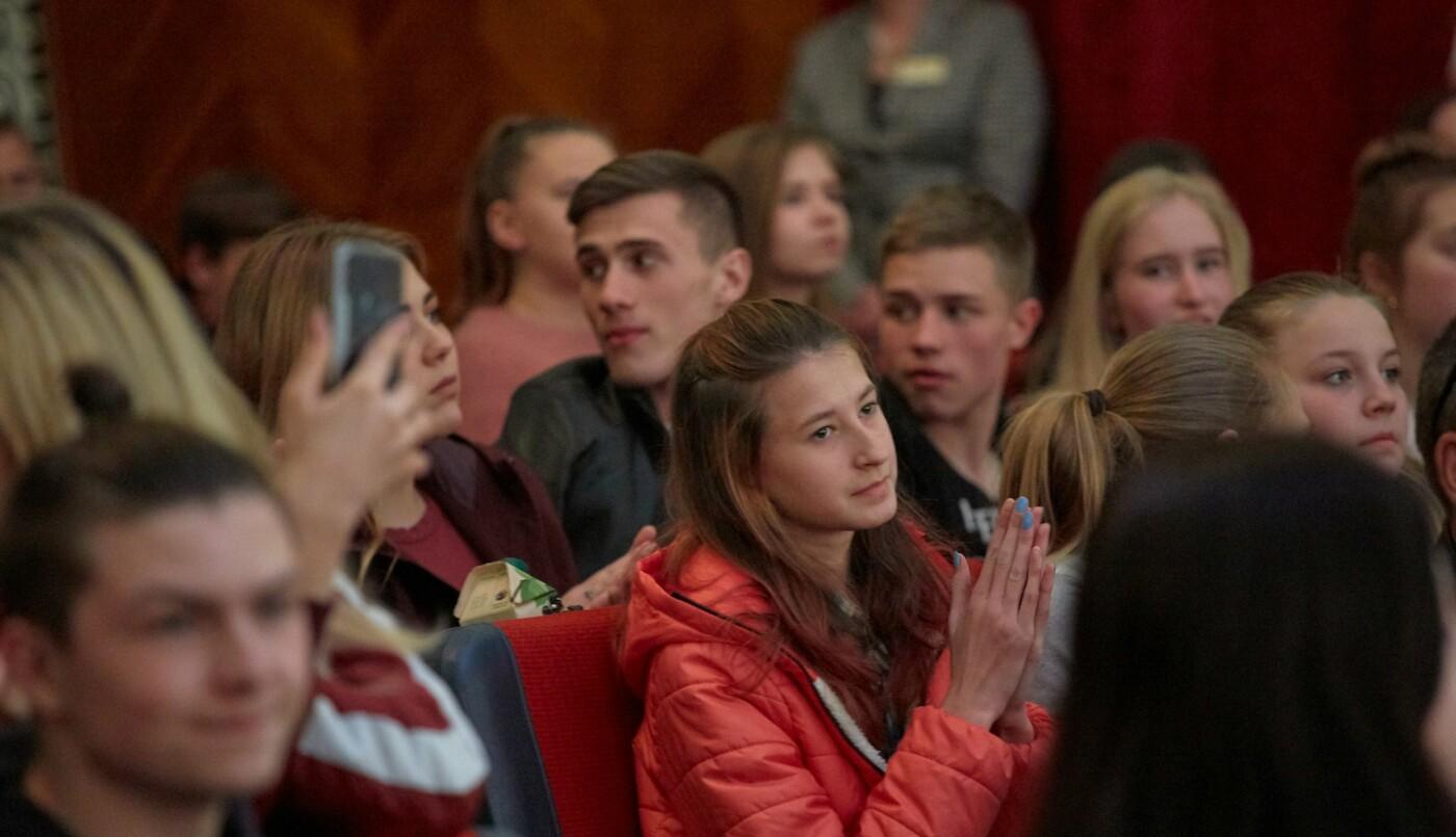 Шутки, смех и море позитива: в Каменском прошел гала-концерт фестиваля «Точка прикола», фото-2