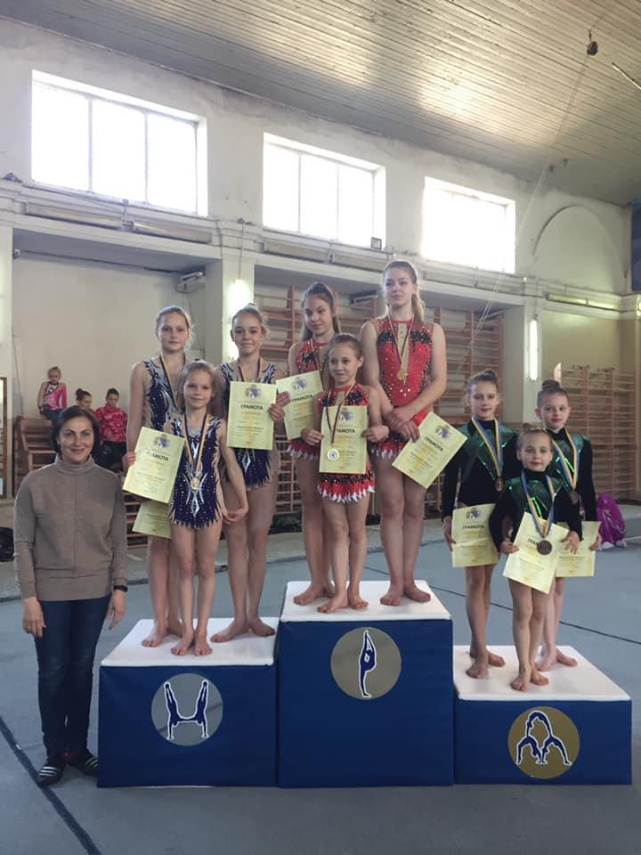Каменчане стали призерами чемпионата области по акробатике, фото-1