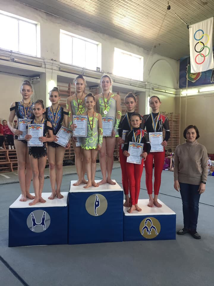 Каменчане стали призерами чемпионата области по акробатике, фото-2