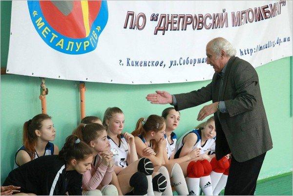 В Каменском прошел волейбольный турнир «Днепровские звезды», фото-3