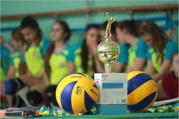 В Каменском прошел волейбольный турнир «Днепровские звезды», фото-1