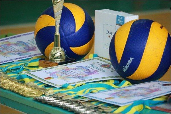В Каменском прошел волейбольный турнир «Днепровские звезды», фото-6