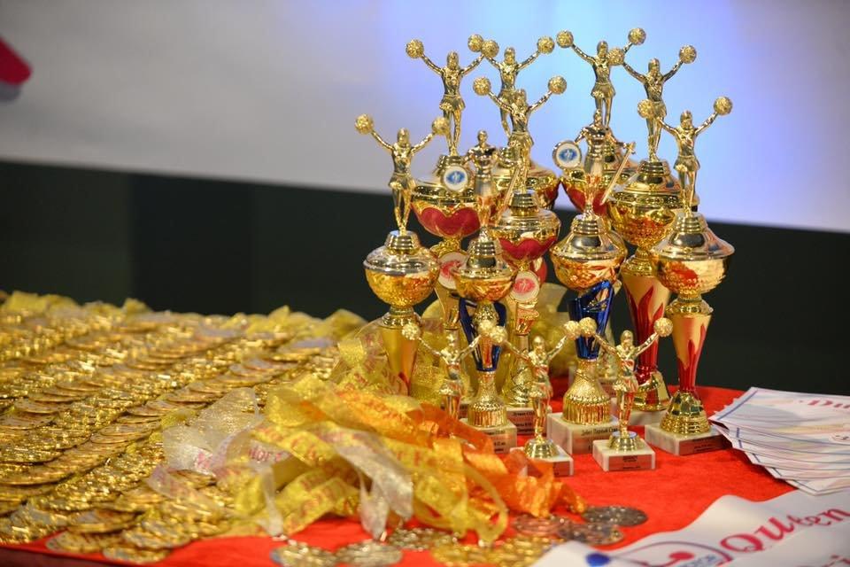 Черлидеры из Каменского привезли из Запорожья 43 медали, фото-13