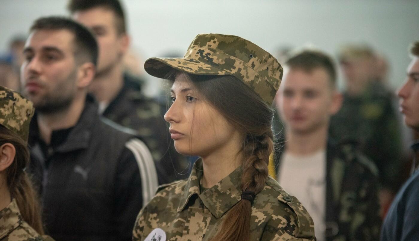 Мужество, благородство, отвага: в Каменском стартовали военно-патриотические соревнования, фото-1