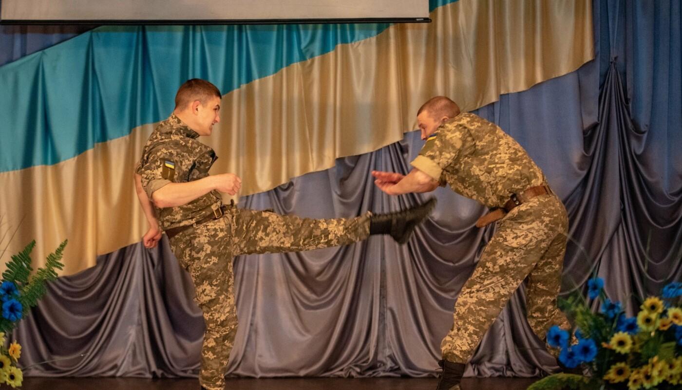 Мужество, благородство, отвага: в Каменском стартовали военно-патриотические соревнования, фото-4