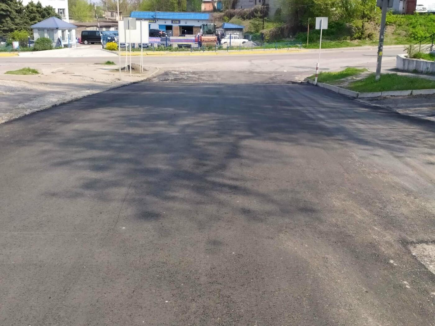 В Каменском на Мурахтова стартовал ремонт дороги, фото-3