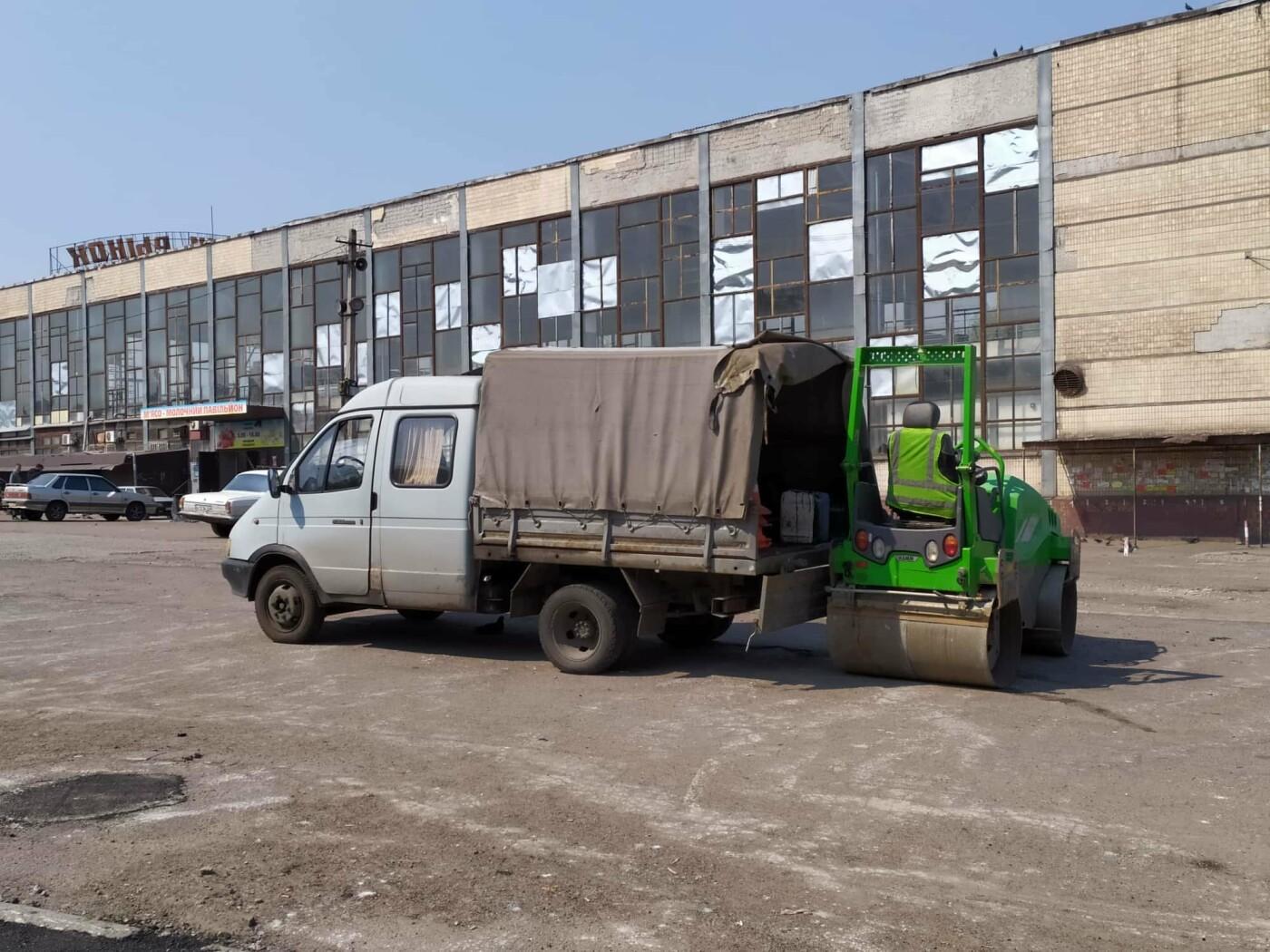 В Каменском на Мурахтова стартовал ремонт дороги, фото-4