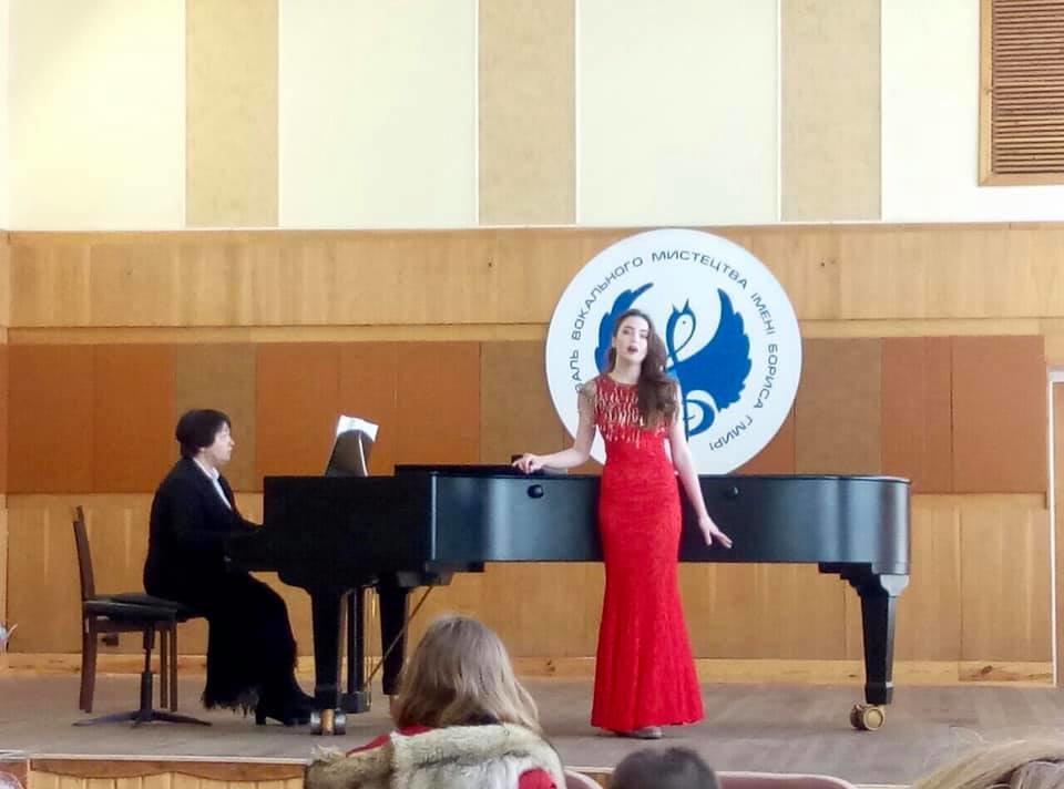 Каменские вокалисты с успехами вернулись с Всеукраинского конкурса, фото-1