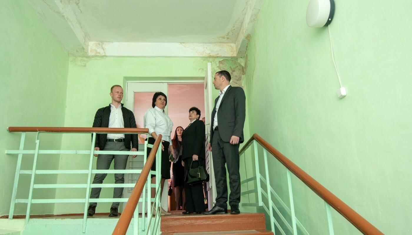 В учебных заведениях Каменского продолжаются капитальные ремонты, фото-1