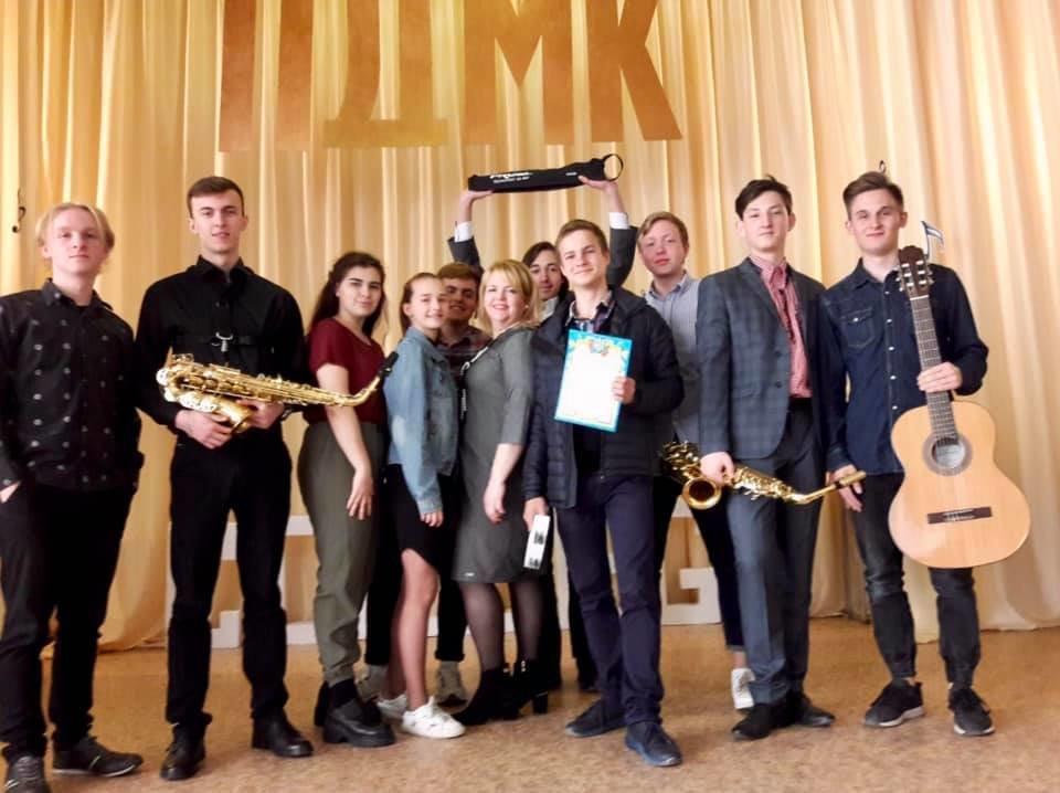 Студенты каменского музыкального колледжа победили на конференции по английскому языку, фото-1