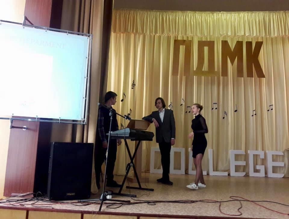 Студенты каменского музыкального колледжа победили на конференции по английскому языку, фото-6