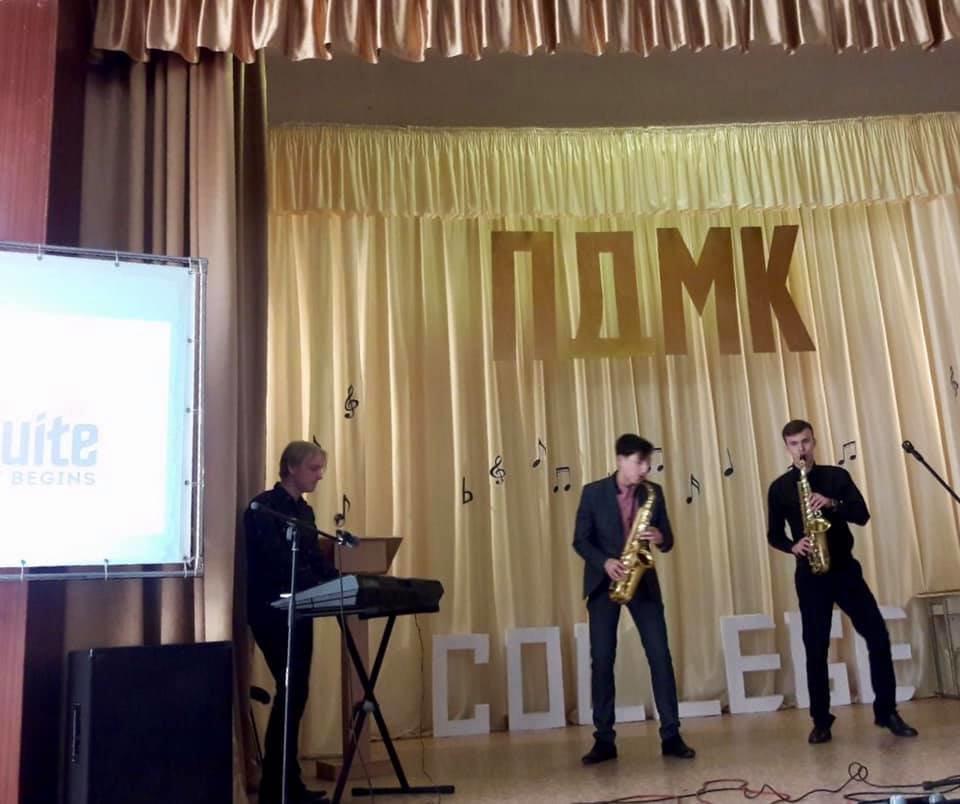 Студенты каменского музыкального колледжа победили на конференции по английскому языку, фото-3