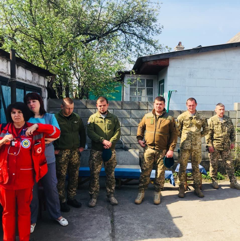 В Каменском попрощались с погибшим на Донбассе воином, фото-4