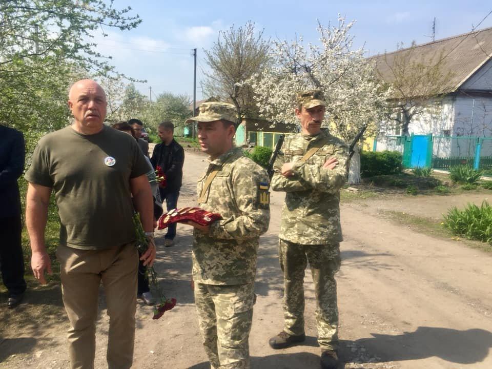 В Каменском попрощались с погибшим на Донбассе воином, фото-19