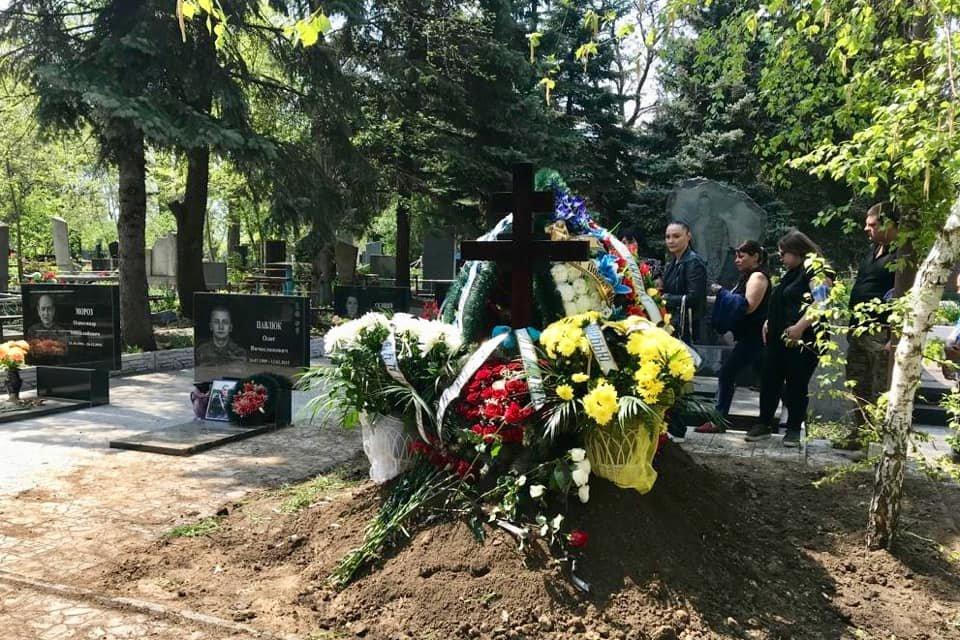 В Каменском попрощались с погибшим на Донбассе воином, фото-17
