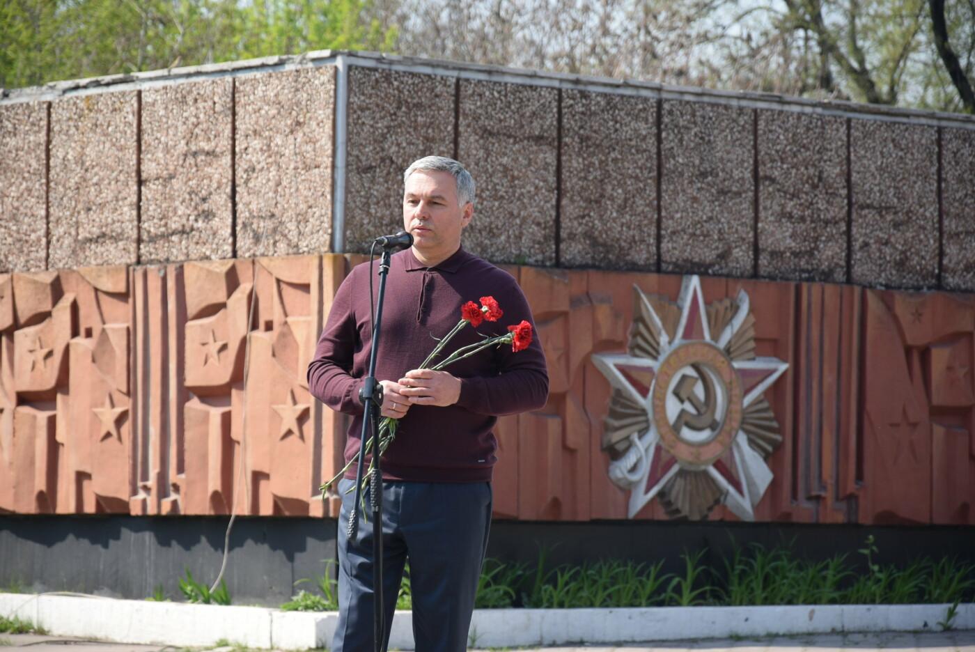 В Каменском почтили героев и жертв аварии на ЧАЭС, фото-7