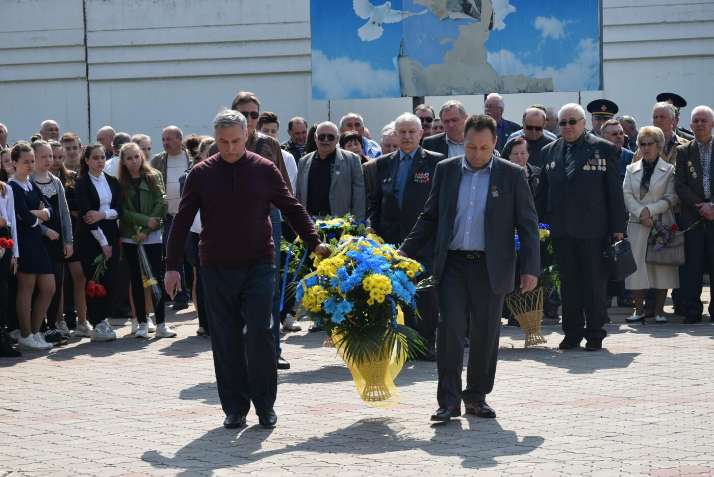 В Каменском почтили героев и жертв аварии на ЧАЭС, фото-10