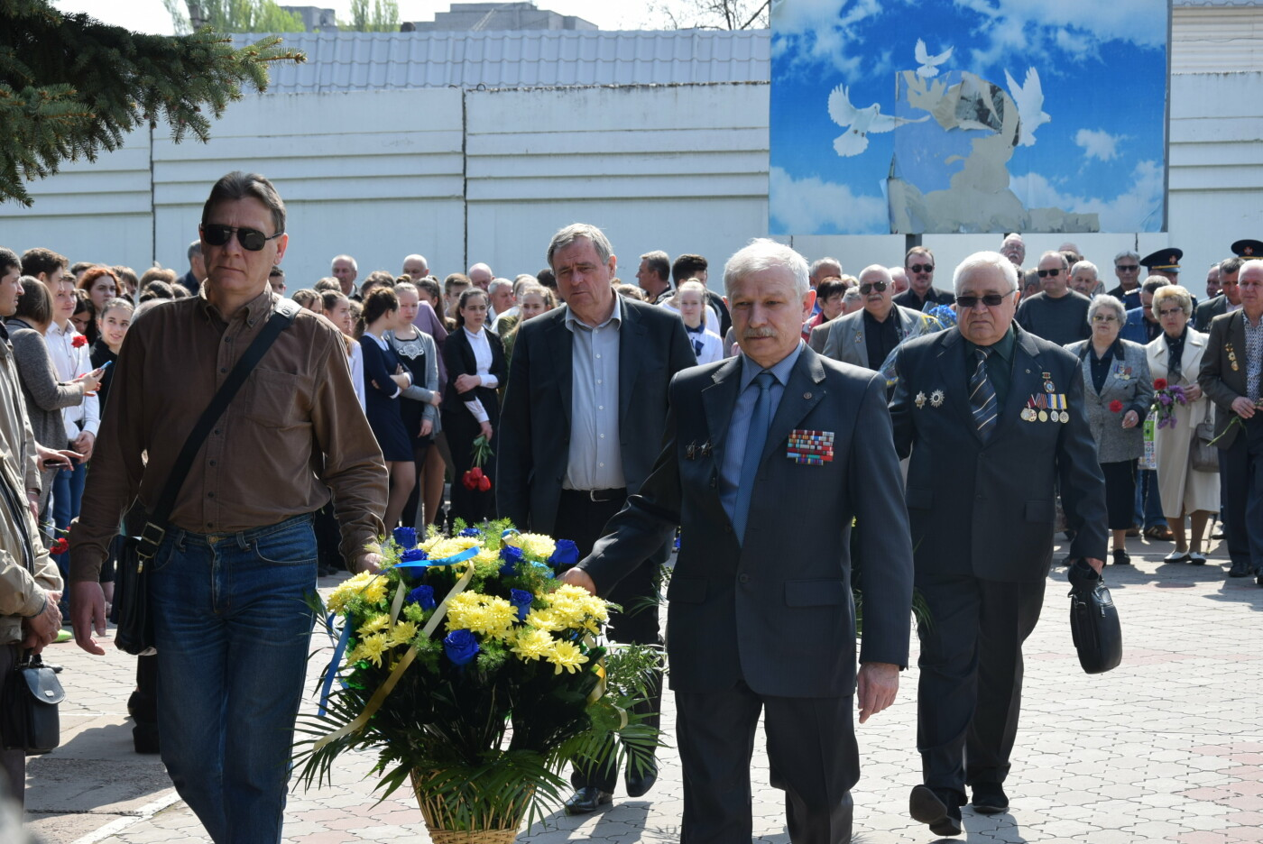 В Каменском почтили героев и жертв аварии на ЧАЭС, фото-11