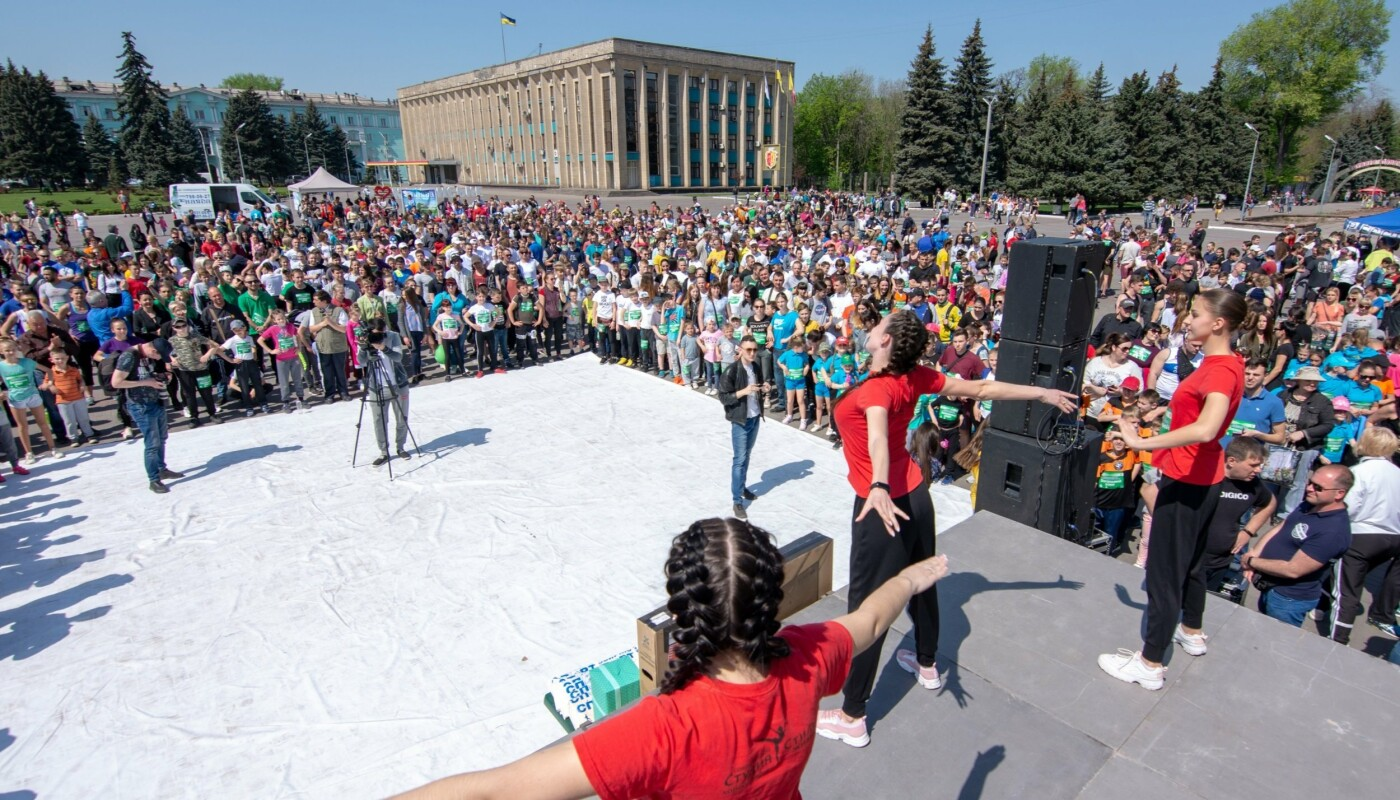 «Движение ради здоровья»: каменчане вышли на массовый забег, фото-5