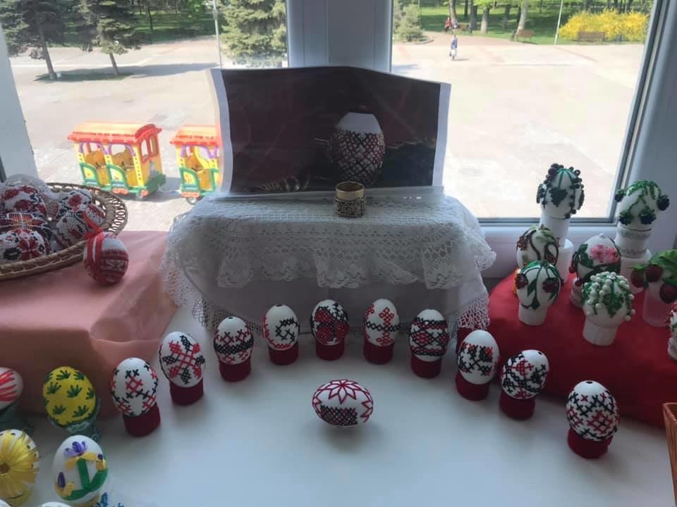 Каменские музыканты посетили праздничную выставку, фото-5