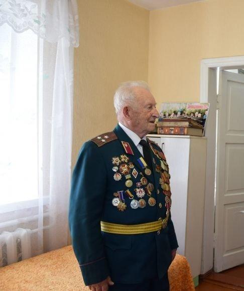 В Каменском перестало биться сердце освободителя Днепропетровской области, фото-1