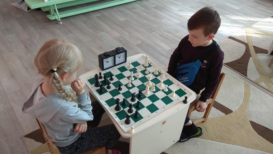 В Каменском соревновались маленькие шахматисты, фото-1