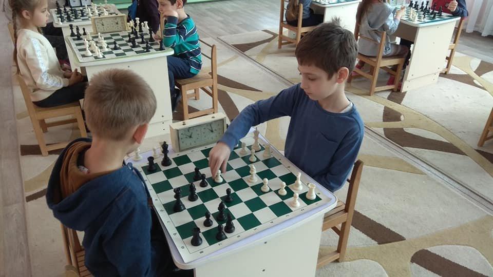 В Каменском соревновались маленькие шахматисты, фото-2