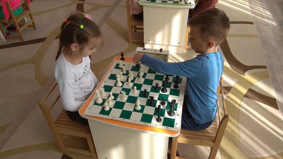 В Каменском соревновались маленькие шахматисты, фото-5