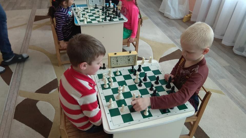 В Каменском соревновались маленькие шахматисты, фото-4
