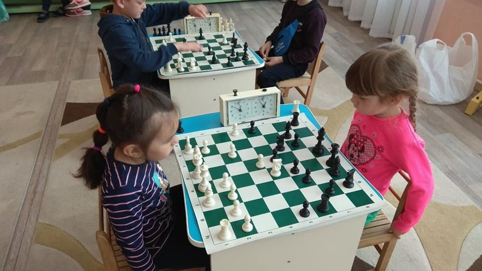 В Каменском соревновались маленькие шахматисты, фото-3