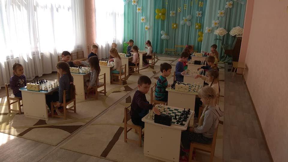 В Каменском соревновались маленькие шахматисты, фото-6