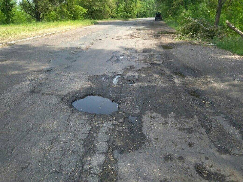 Глава села под Каменским заявил в прокуратуру о неудовлетворенном состоянии дорог, фото-2