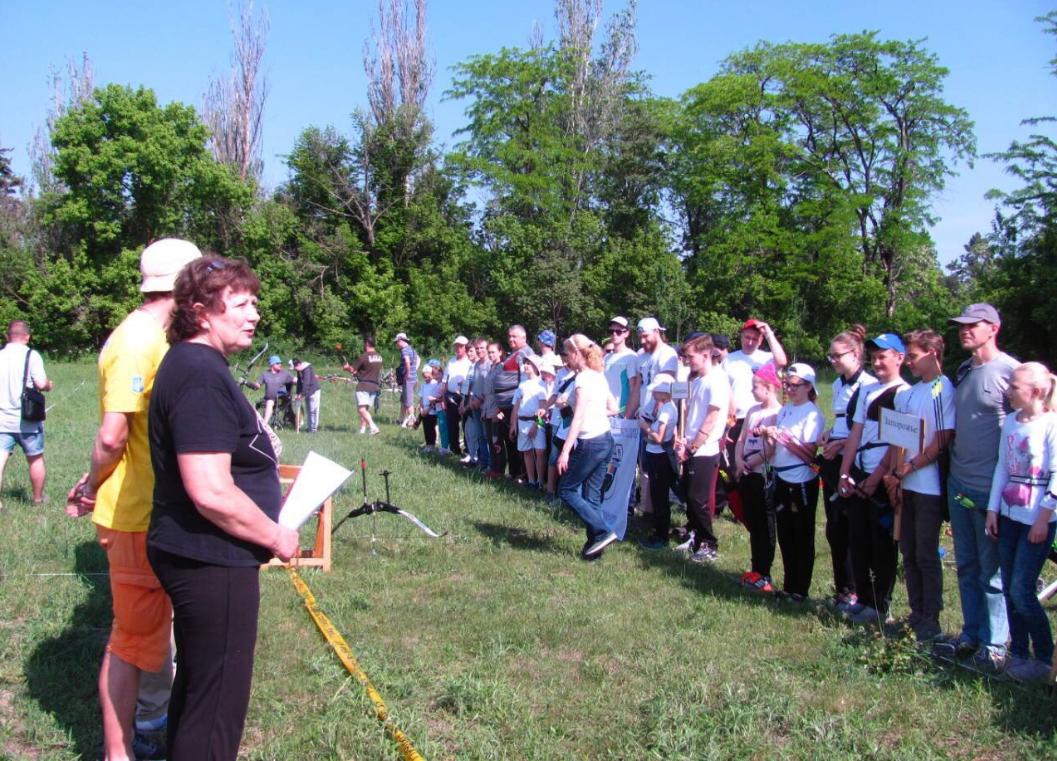 Каменские лучники привезли 8 наград с соревнований в Запорожье, фото-1