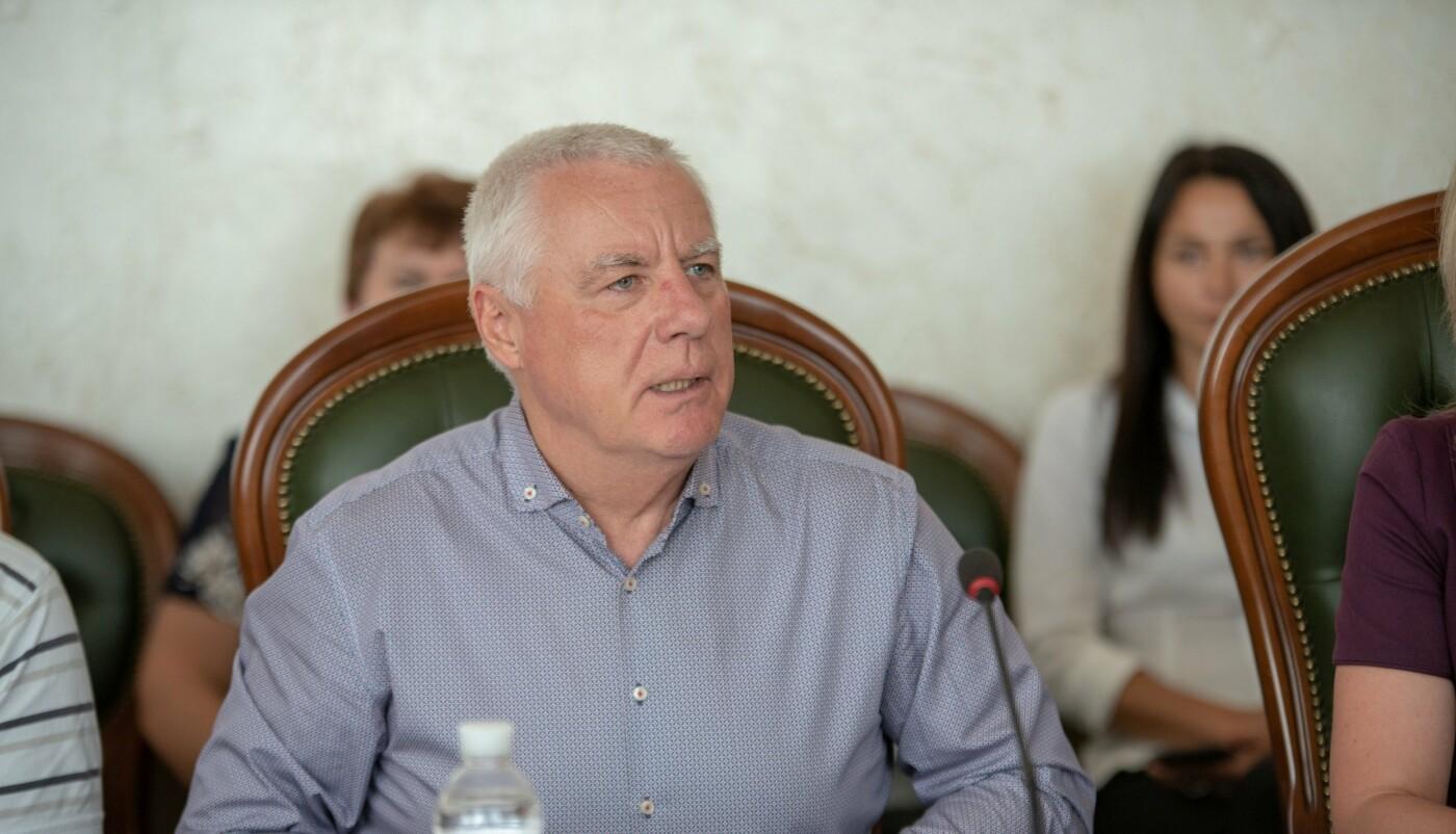 В Днепре под руководством мэра Каменского прошло заседание региональной платформы АГУ, фото-2