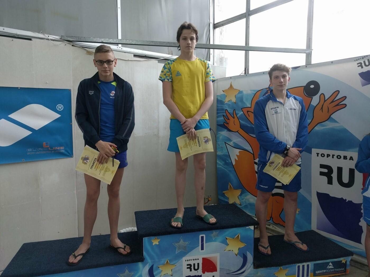 В Каменском прошел чемпионат области по плаванию, фото-1