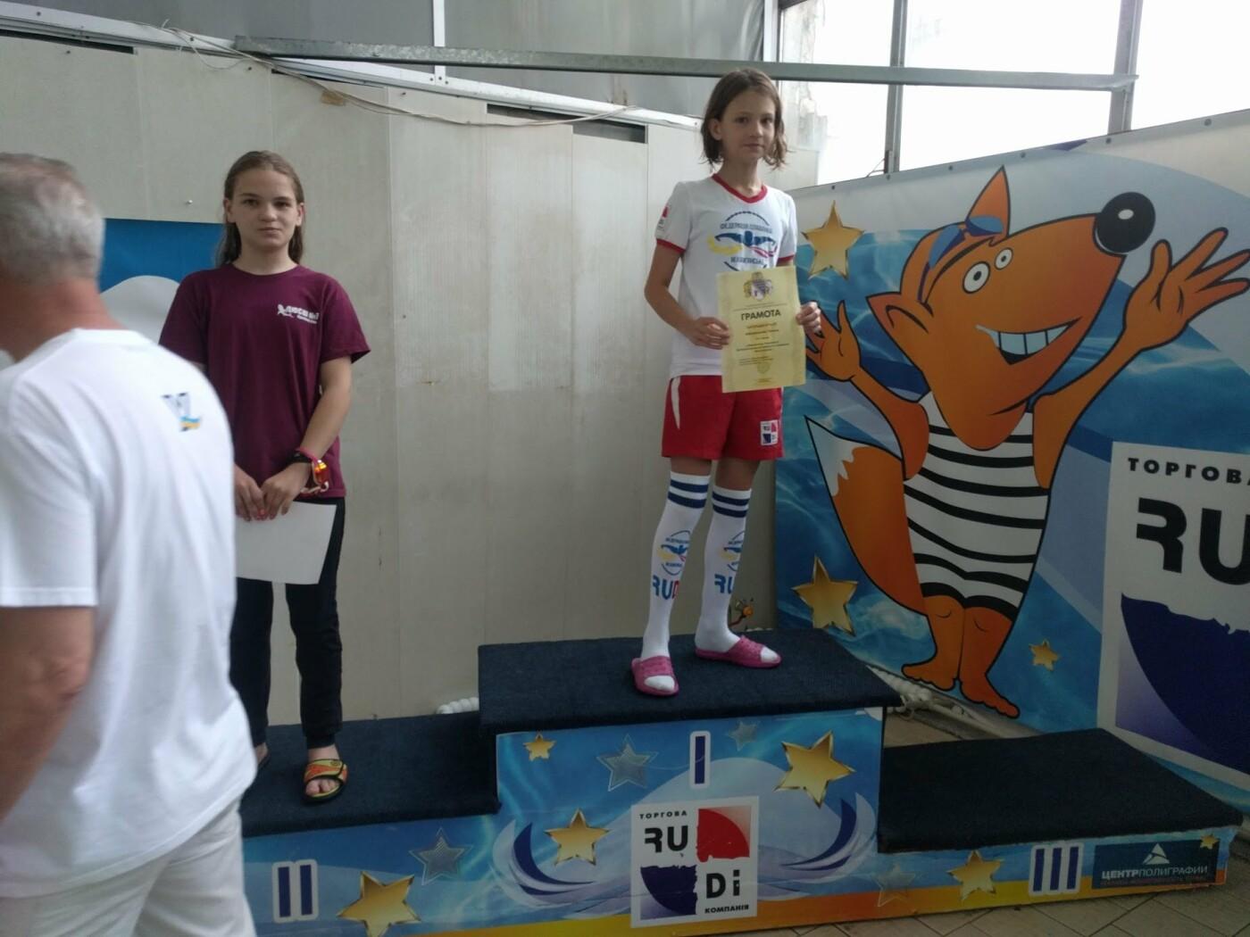 В Каменском прошел чемпионат области по плаванию, фото-8