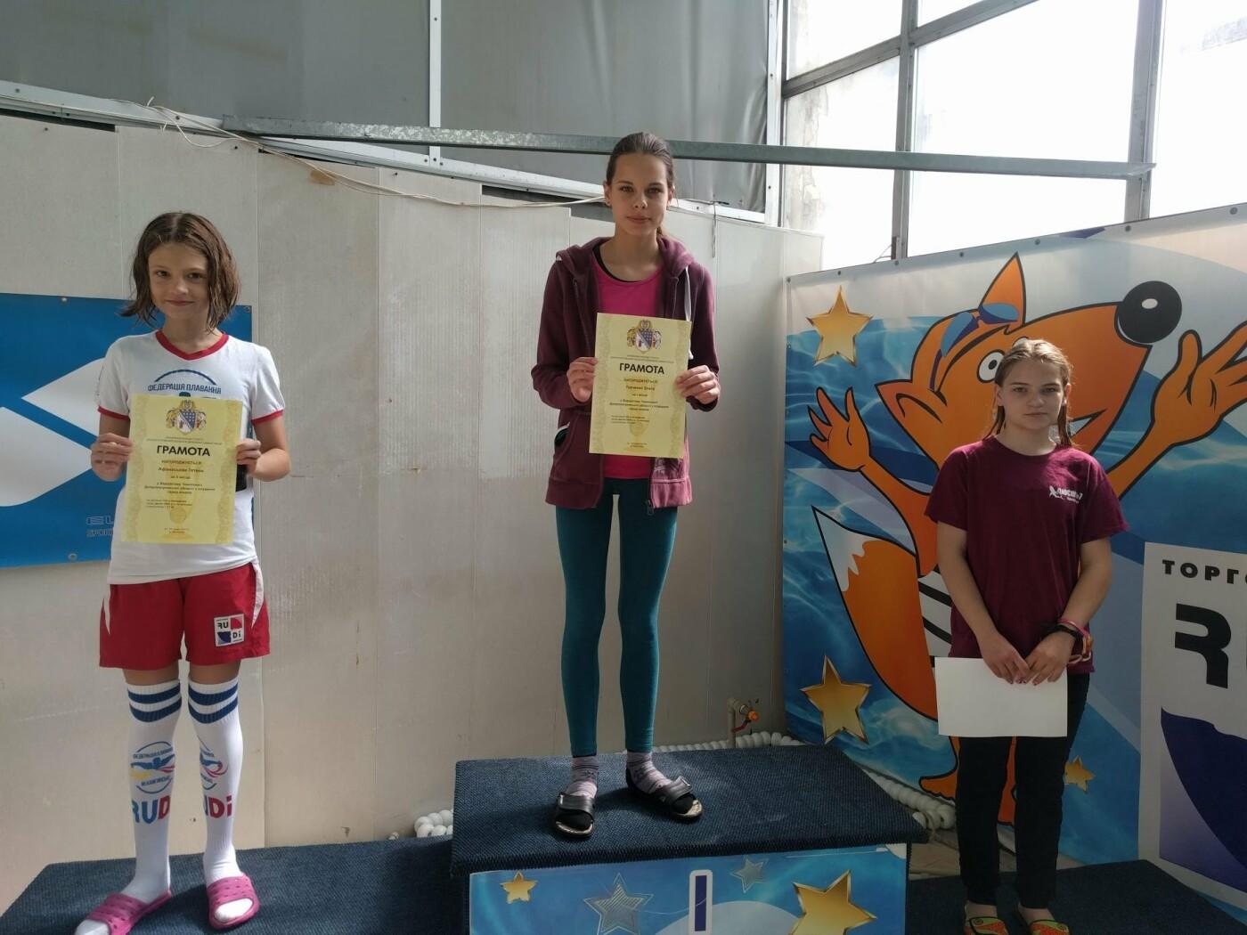 В Каменском прошел чемпионат области по плаванию, фото-5