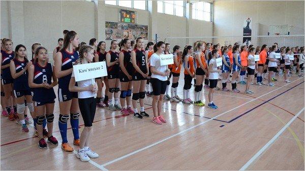 Женская волейбольная команда из Каменского стала призером чемпионата области, фото-1