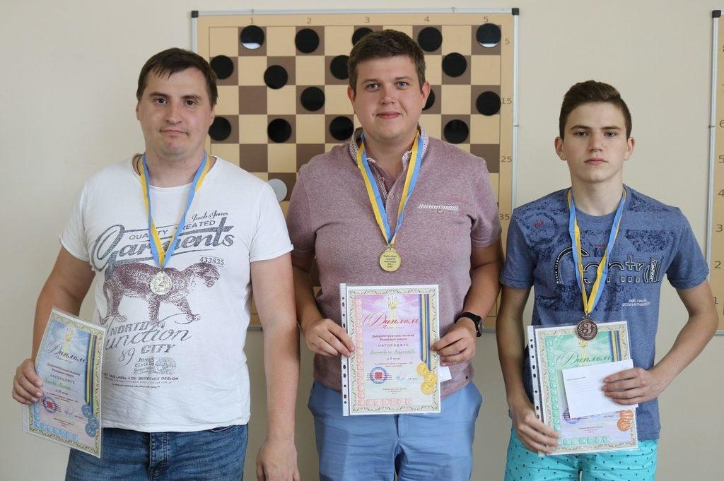 Каменские шашисты на своем поле завоевали 5 наград чемпионата области, фото-5