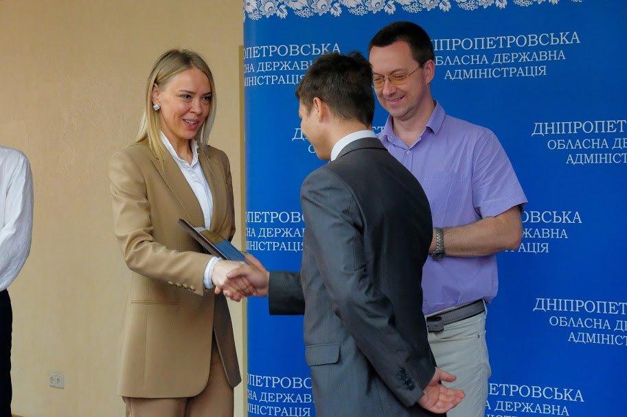 Юные ученые из Каменского стали победителями Всеукраинского конкурса научных работ, фото-1