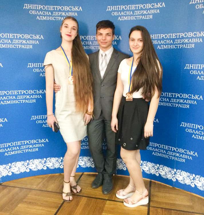 Юные ученые из Каменского стали победителями Всеукраинского конкурса научных работ, фото-2