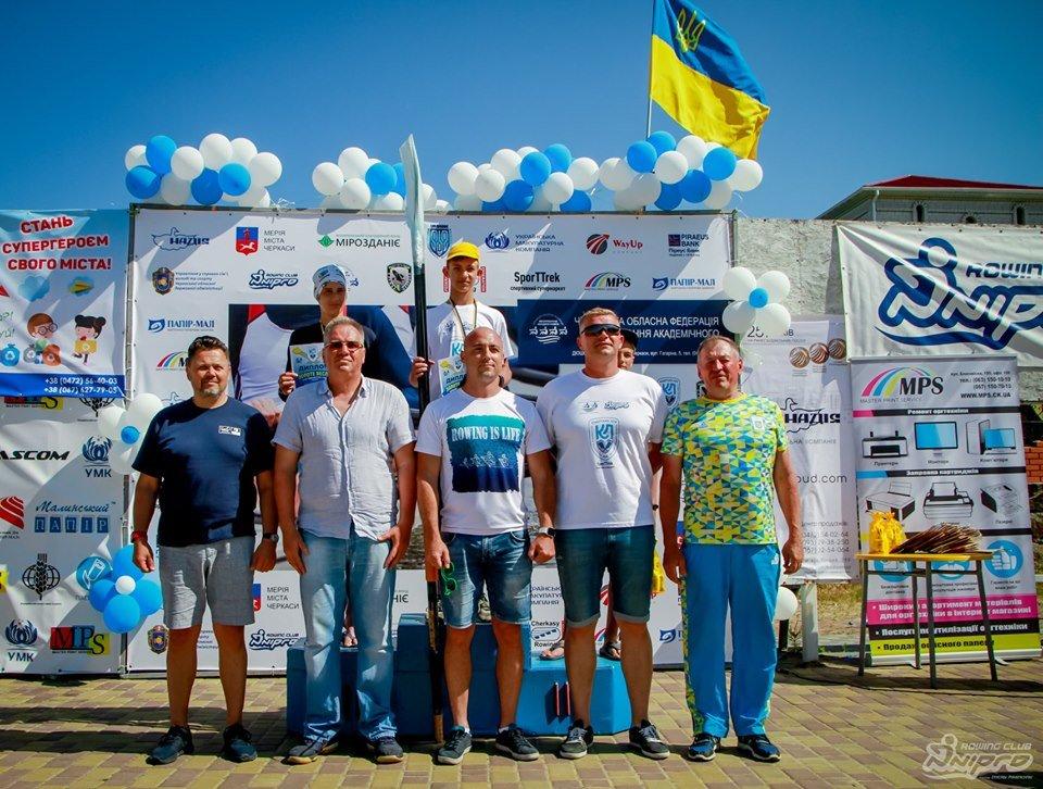 Каменские «академисты» выступили на соревнованиях в Черкассах, фото-14