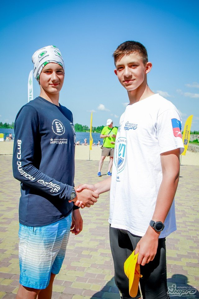 Каменские «академисты» выступили на соревнованиях в Черкассах, фото-9
